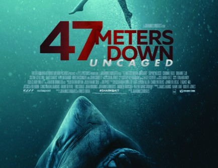 47 Metres Down Uncaged